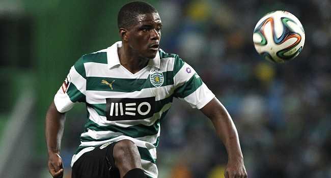 Sporting Lisbon midfielder William Carvalho