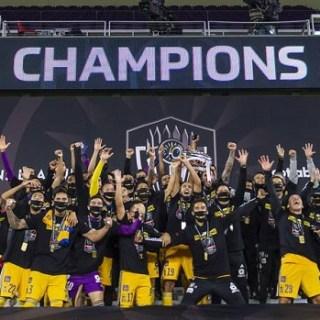 «Тигрес» выиграл Лигу чемпионов КОНКАКАФ