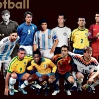 France Football представил сборную лучших футболистов всех времён