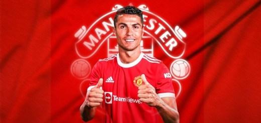 """Криштиану Роналду в """"Манчестер Юнайтед"""""""
