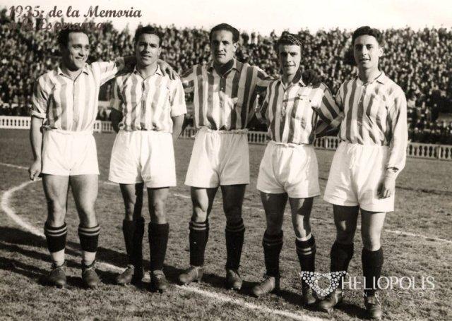 1935: La primera liga del Betis