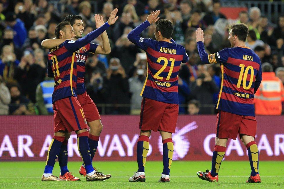 Barcelona-Betis en imágenes