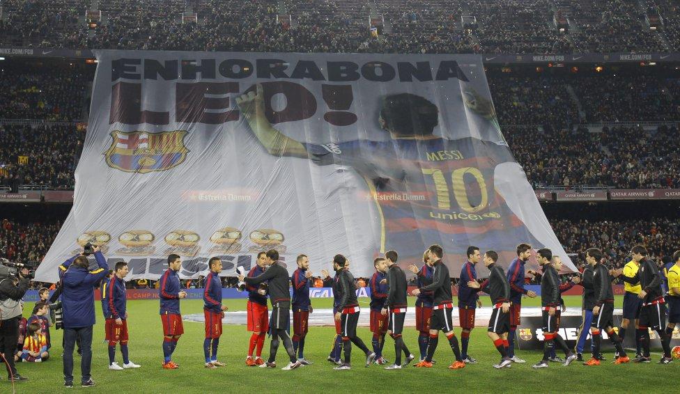 Barcelona - Athletic de Bilbao en imágenes