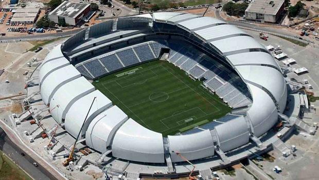 Estadio das Dunas, Natal. Foto: fifa.com