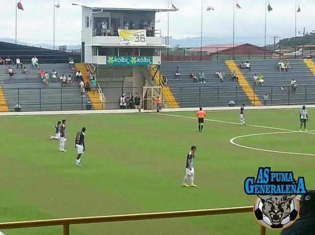 As Puma sacó un triunfo, su segundo de visita en el torneo ante un Limón FC que se hunde en la tabla. Foto: Cortesía aspumagene.com