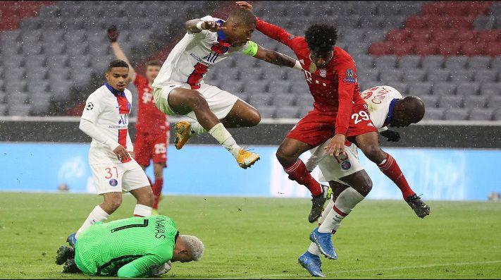 Hoy con Keylor Navas | PSG vs. Bayern Munich por Champions ...