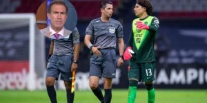 Paco Gabriel, a journalist from ESPN, asks that Henry Bejarano never direct again because of his level in Olimpia vs America