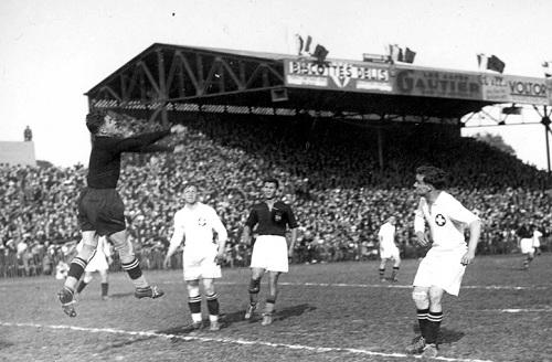 Francia 1938 – Cuartos Final – Hungría 2 – Suiza0