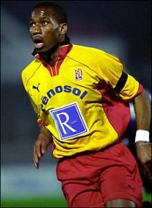 Didier Drogba se formó en el Le Mans FC
