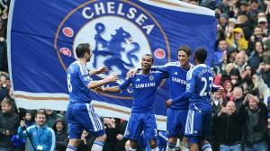 El Chelsea lleva una racha más que positiva de local