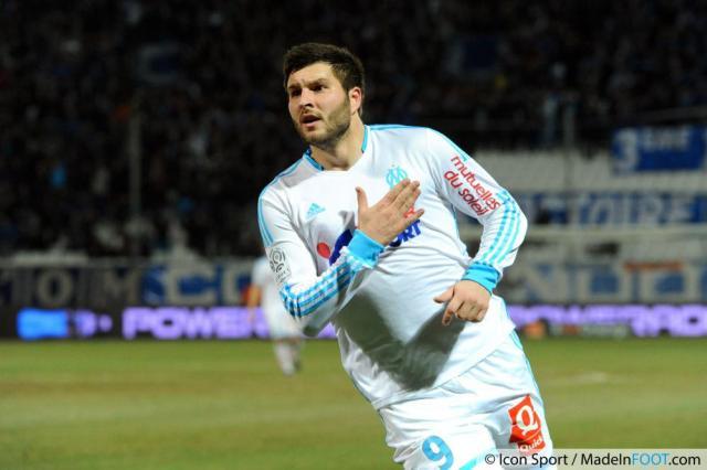 André Pierre-Gignac se lleva el MVP al mejor delantero y al mejor jugador. (Foto vía: www.madeinmarseillais.com )