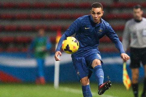 Layvin Kurzawa es el futuro lateral izquierdo de Francia.