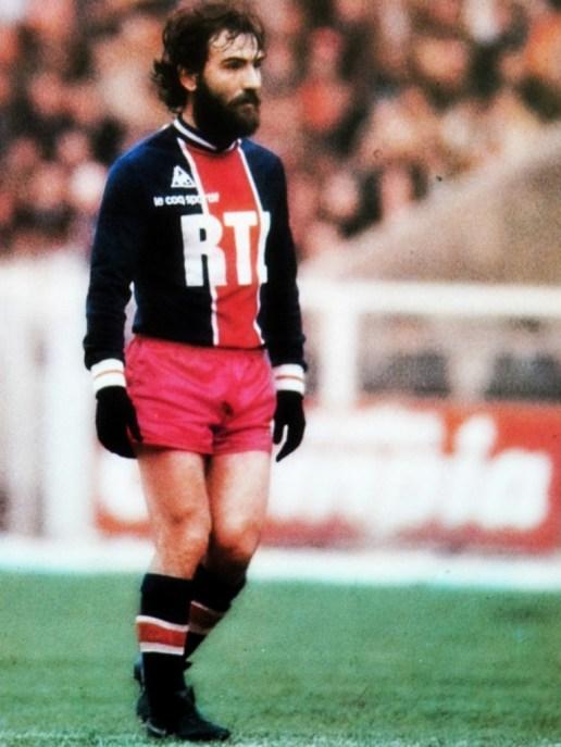 Joao Alves: PSG 1979-1980 (36 internacionalidades)