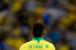 Neymar tobillo