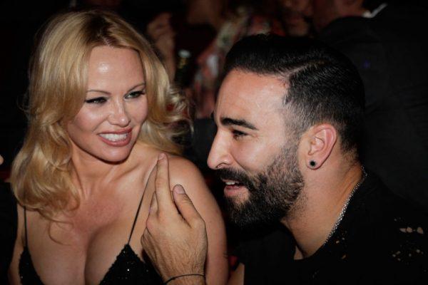 Adil Rami ruptura Pamela Anderson
