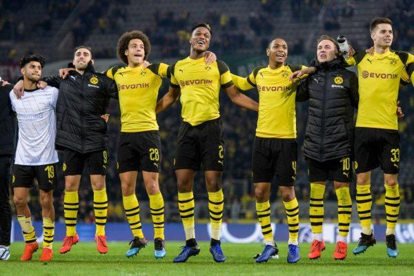 Diallo Dortmund PSG