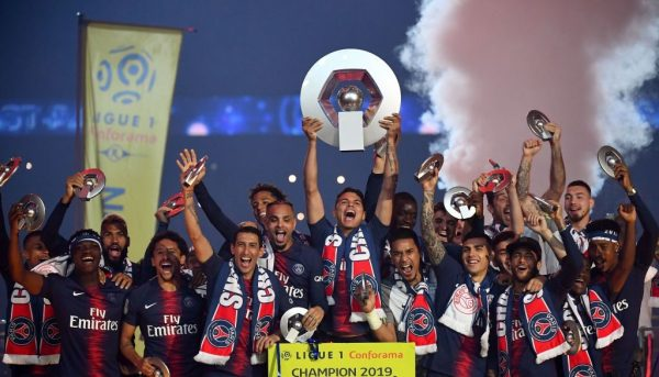 Ligue1 PSG