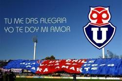Universidad de Chile versus Gremio