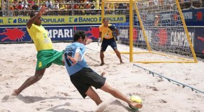 El softbol de playa