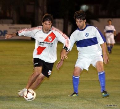 Quilmes - River. Castillo ahora jugará con la de Quilmes