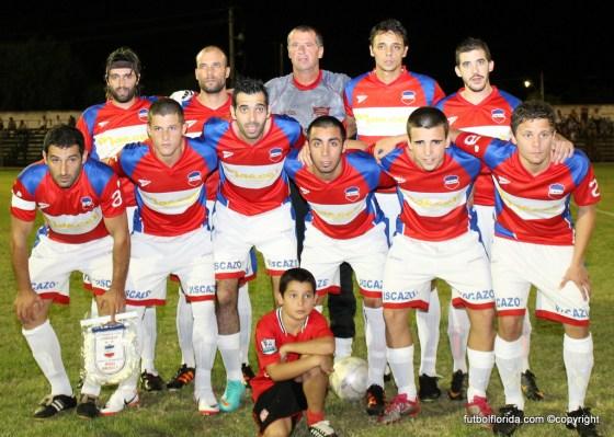 Selección Mayor de Lavalleja