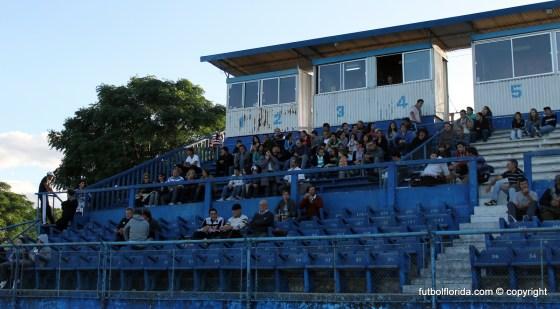 Clasico en el Martinez Laguarda, San José- Colonia