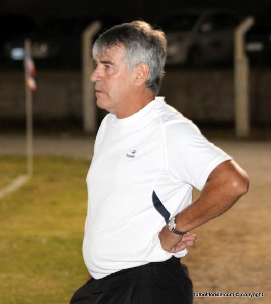 Hugo Sasén el DT mas ganador del fútbol mercedario