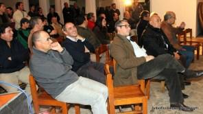 Prof Pirez y Perez respaldan al Int Enciso que es acompañado por Varela y Perdomo de ETS