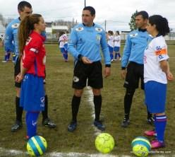 Arbitros y capitanas