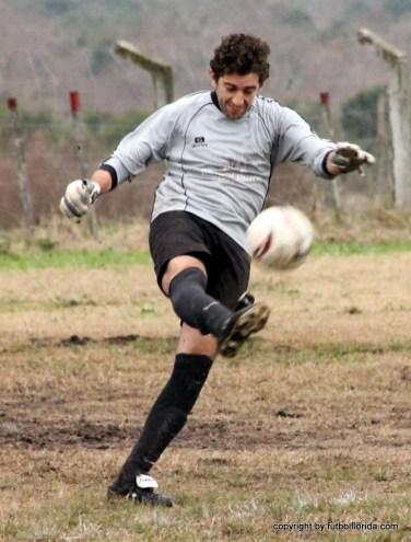 Gayol es el golero de Peñarol