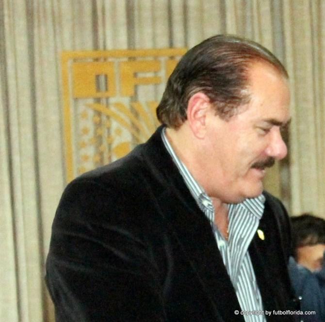 """Marquez lo aseguró.  """"San Carlos jugará en su Estadio"""""""