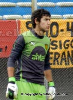 Mathias Alvarez. Foto de futuro carbonero