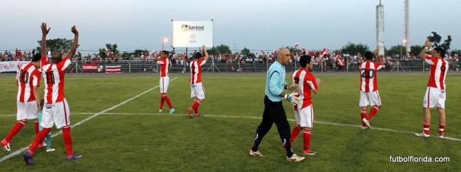 River Plate de San Jósé  va en busca del campeonato