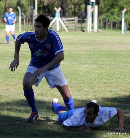 Gonzalo Benitez y Pablo Amaro