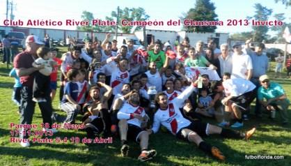 river campeon clausura