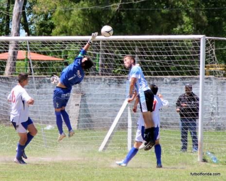 También en Sub 17, Nacional y Atlético juegan un partidazo