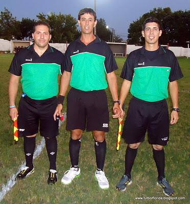 Jose Luis Bonilla Rodriguez será el arbitro de la revancha