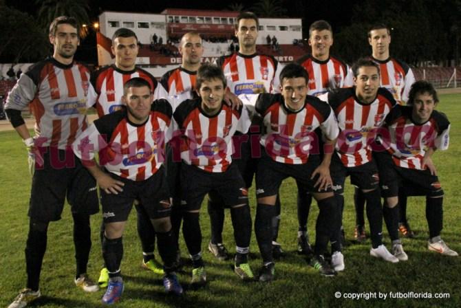 Selección de Florida que disputara amistoso con la MUFP el 25-09-13