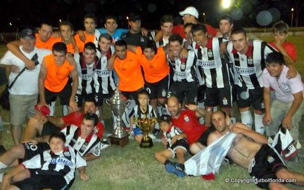 Wanderers de Artigas con Fabio Garcia. Foto Jose E Paz