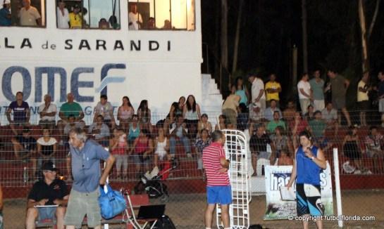 En el Batalla de Sarandí sigue el fútbol de la B
