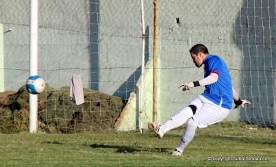 Nicolas Alonso, de San Carlos