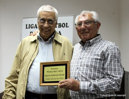 Edgardo Ferreyra, Piedra Alta de Oro 2015