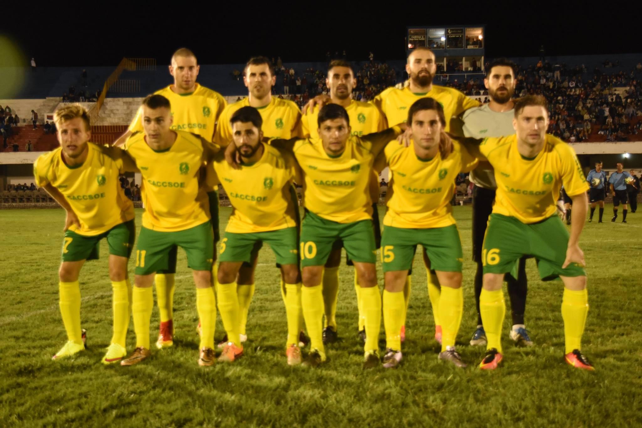 Canelones del Este impuso las condiciones del juego y Lavalleja no tuvo respuestas