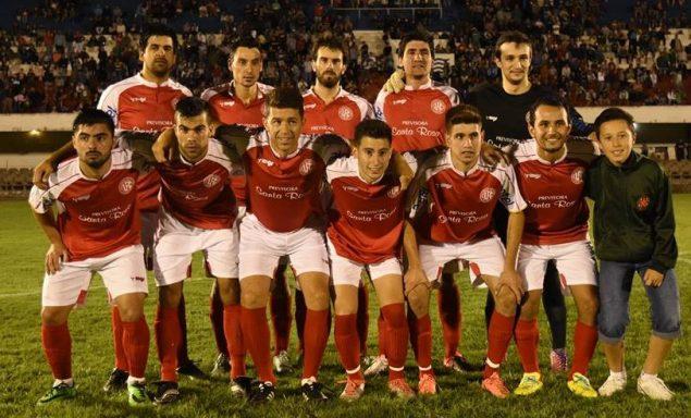 Casupá fue goleado en Minas. Foto Oral Sport