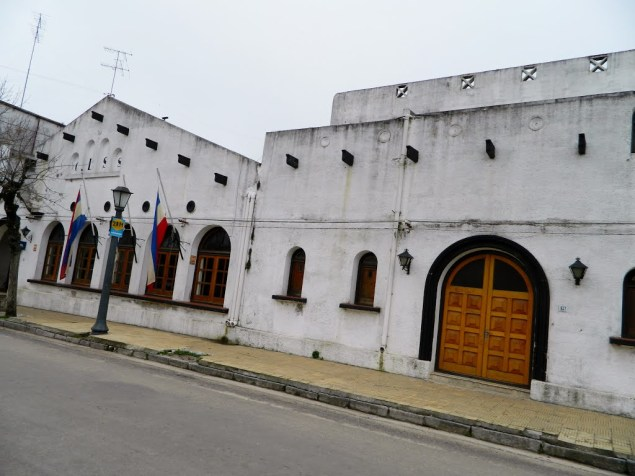 Club Deportivo y Social Sarandí. Foto Panoramio