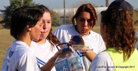 Sed, mucha sed tenían las chicas de Quilmes