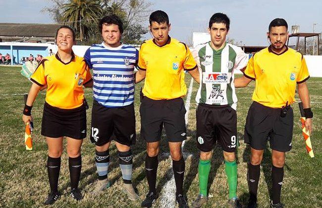 Maseira, asistentes y capitanes. Foto Bruno Egaña