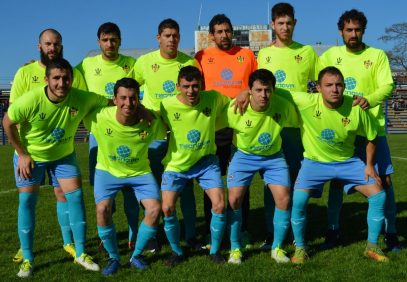 Deportivo Amanecer. Foto Ramon Mesías