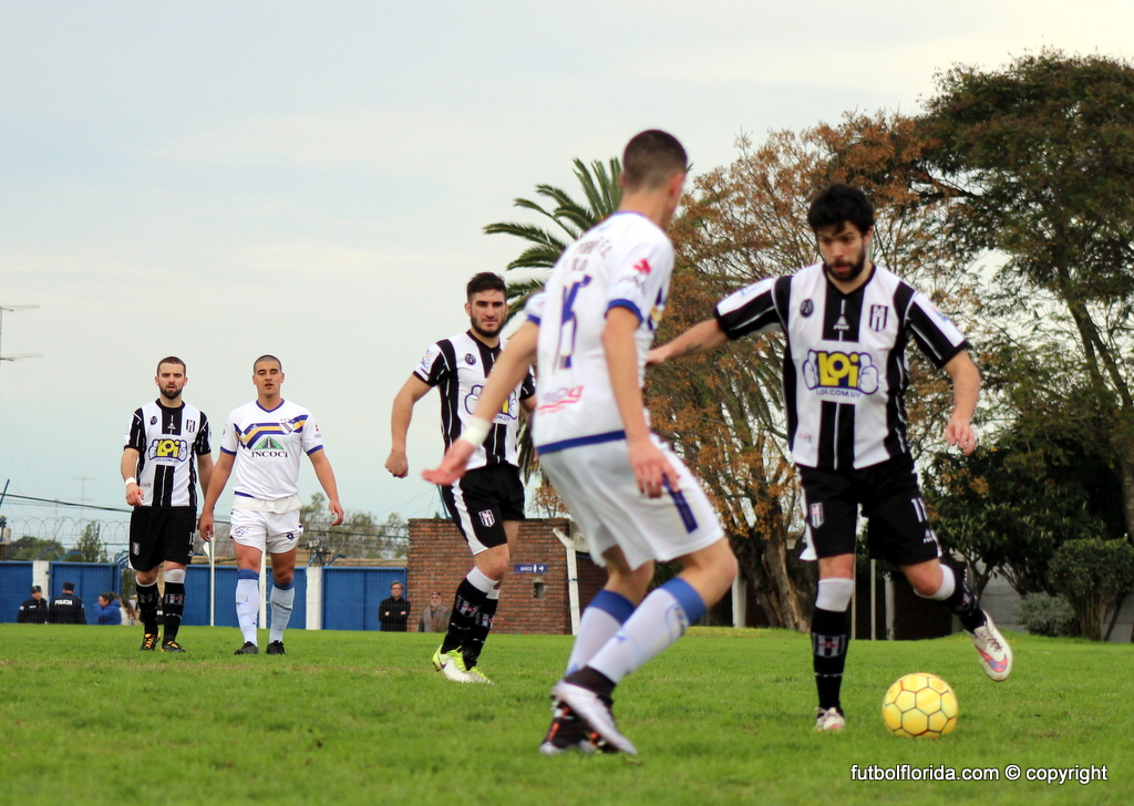 Rodrigo Boutureira se adaptó a jugar como doble 5, y fue titular toda la copa