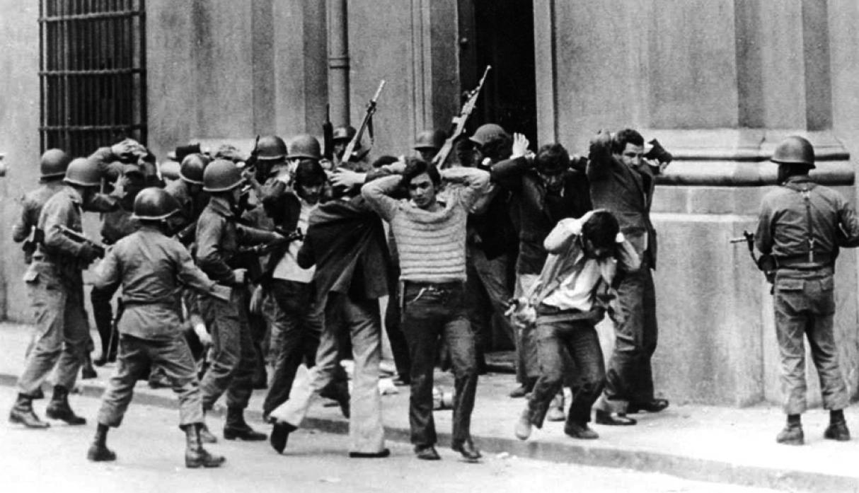 La resistencia del fútbol al golpe chileno
